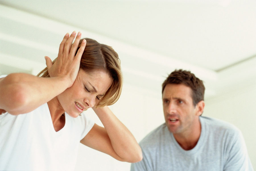 Анализ семейного конфликта