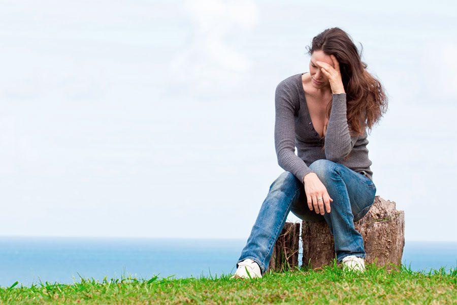 Сильная депрессия, что делать