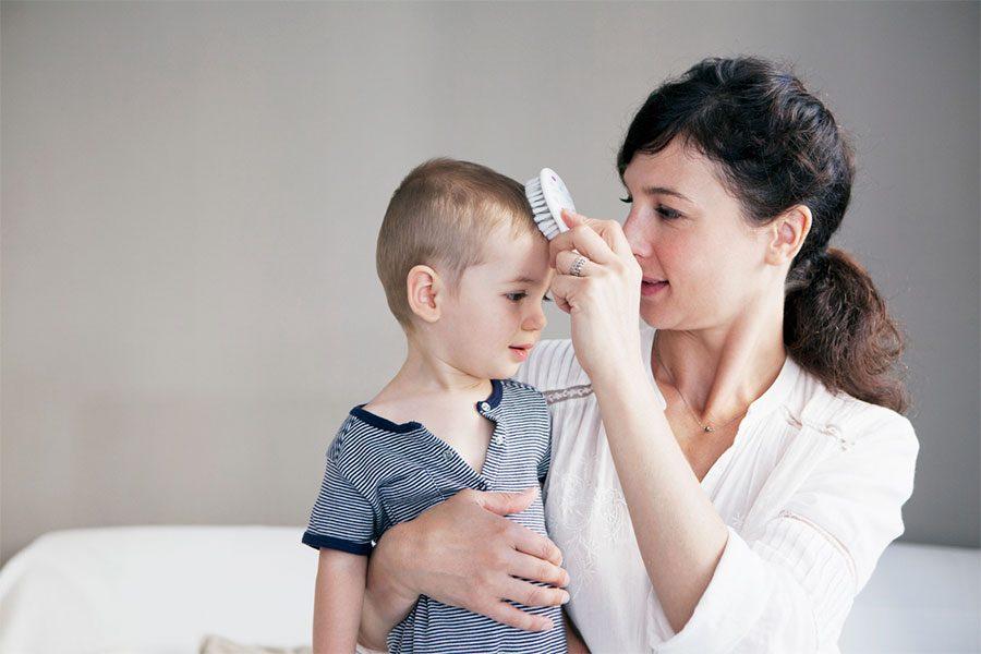 Инфантильное поведение детей