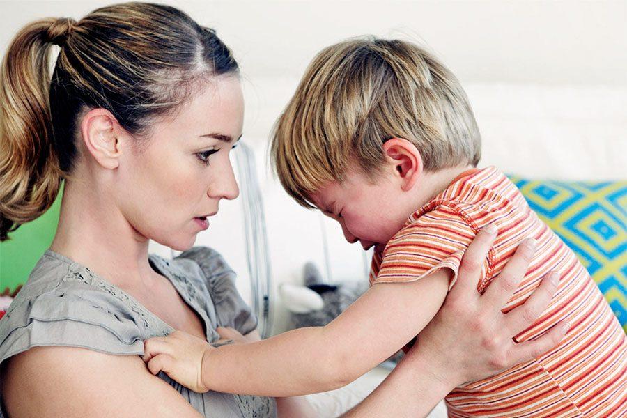 Как избавиться от чувства вины перед ребенком