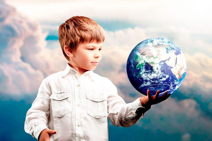 Измени себя и мир вокруг тебя изменится