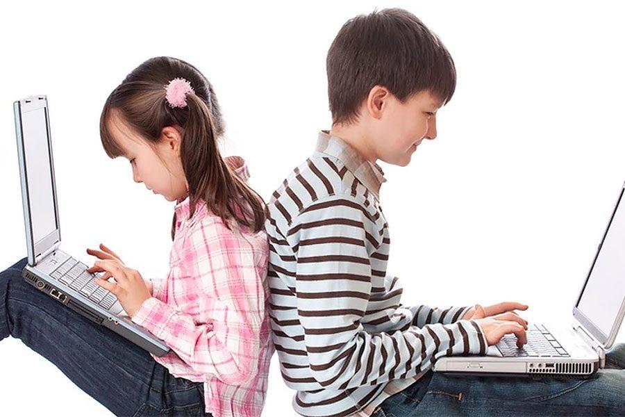 Зависимость от компьютера у детей картинки