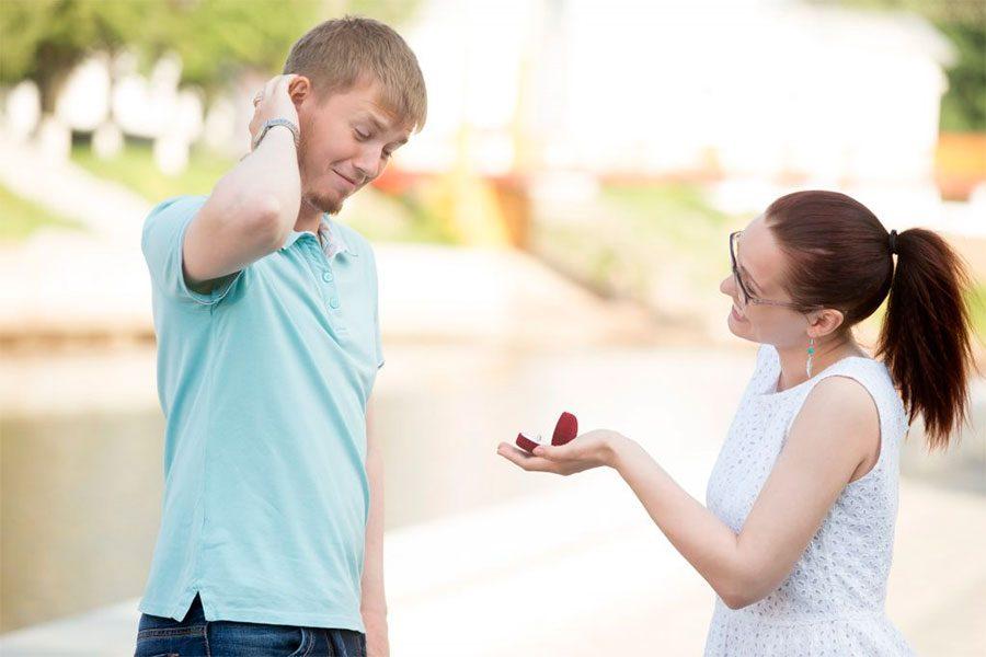 Мужчина не хочет жениться на сожительнице