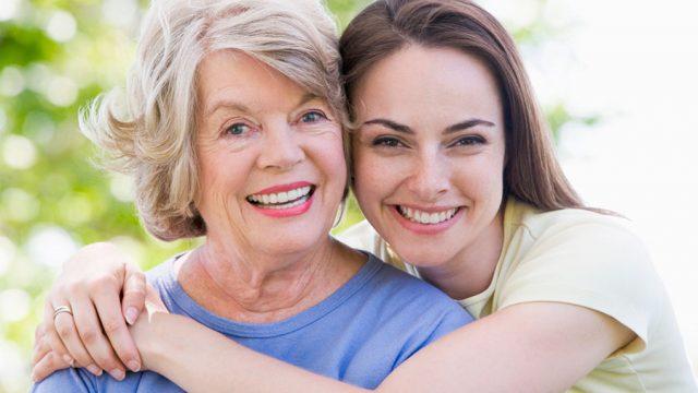 Как наладить отношения с матерью
