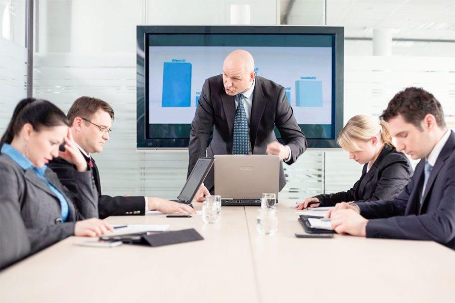Как общаться с начальником