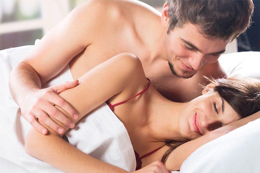 Поведение мужчины после секса