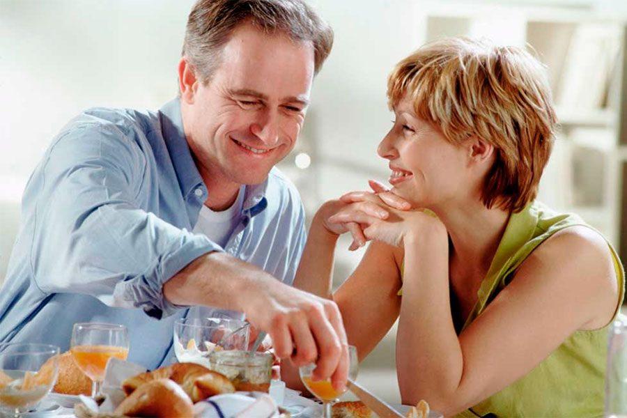 Развитие отношений в паре