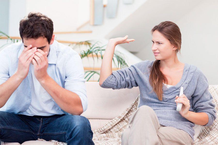 Симптомы стресса у мужчин