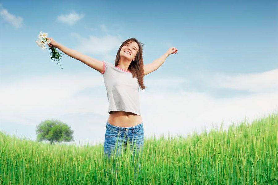 Мотив весеннего обновления жизни