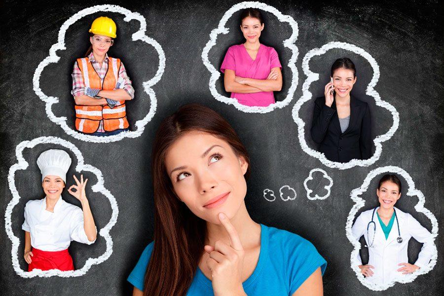 Как выбрать профессию тест онлайн
