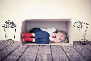 Чувство беспомощности у ребенка