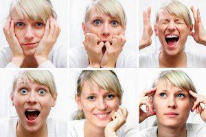 Эмоции у психолога