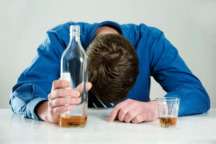 алкоголизм и хронический гонорейный уретрит