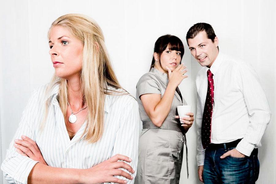 Интриги на работе как защитить себя