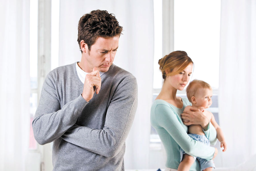 Как разрушить семью