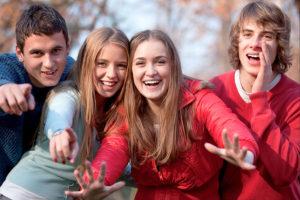 Коммуникация подростков
