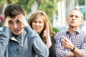Личная жизнь подростков