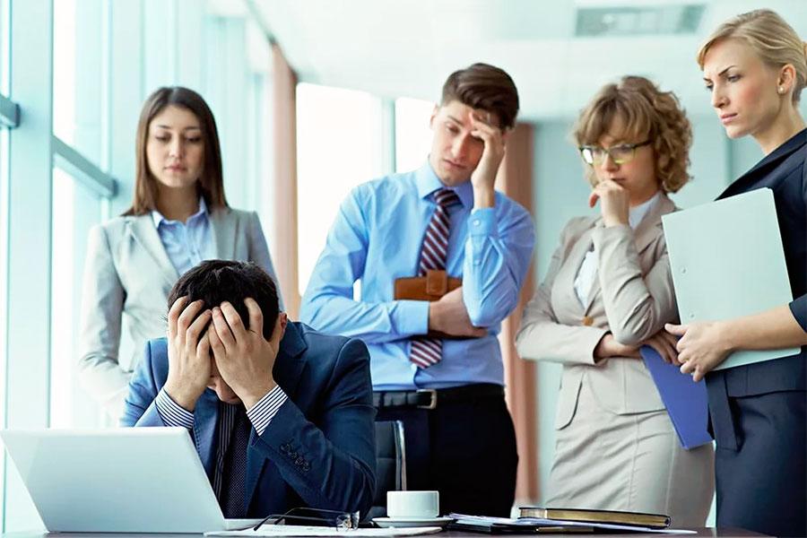 Управленческие ошибки руководителей