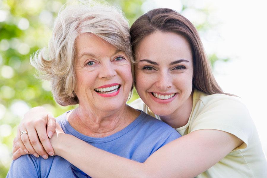 Отношения с матерью