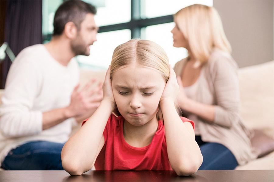 Переживание развода