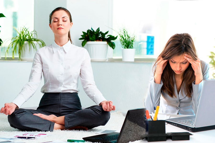 Посмотреть на стресс по-новому