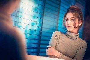 Психолог ваше отражение