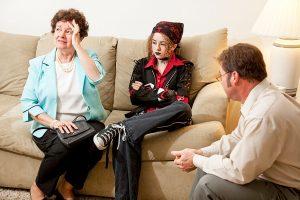 Психологическая консультация подростков