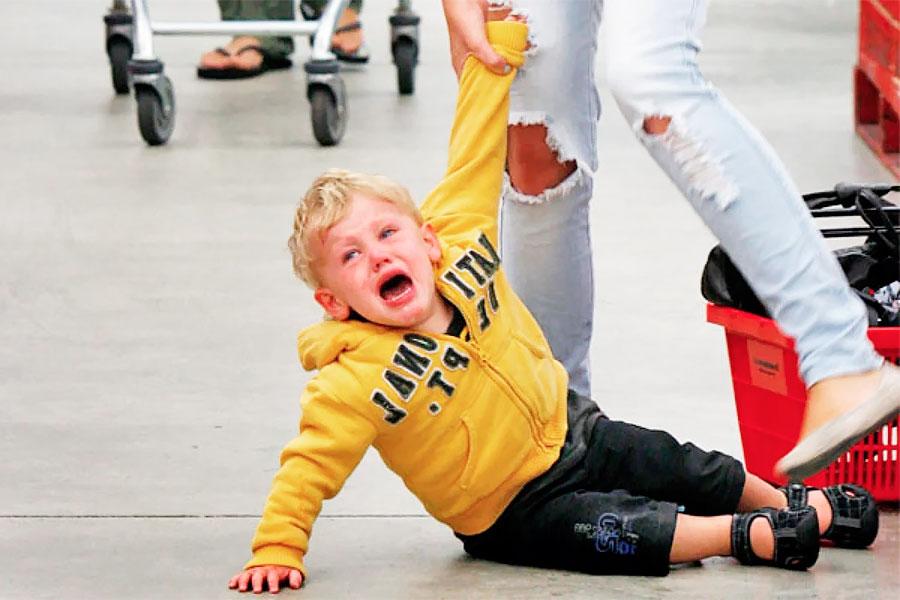 Ребенок становится неуправляемым что делать