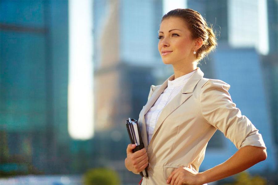 Самореализация женщины