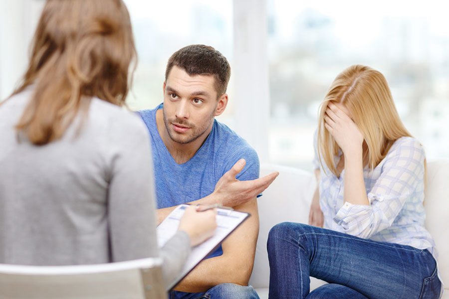 Семейная консультация психолога