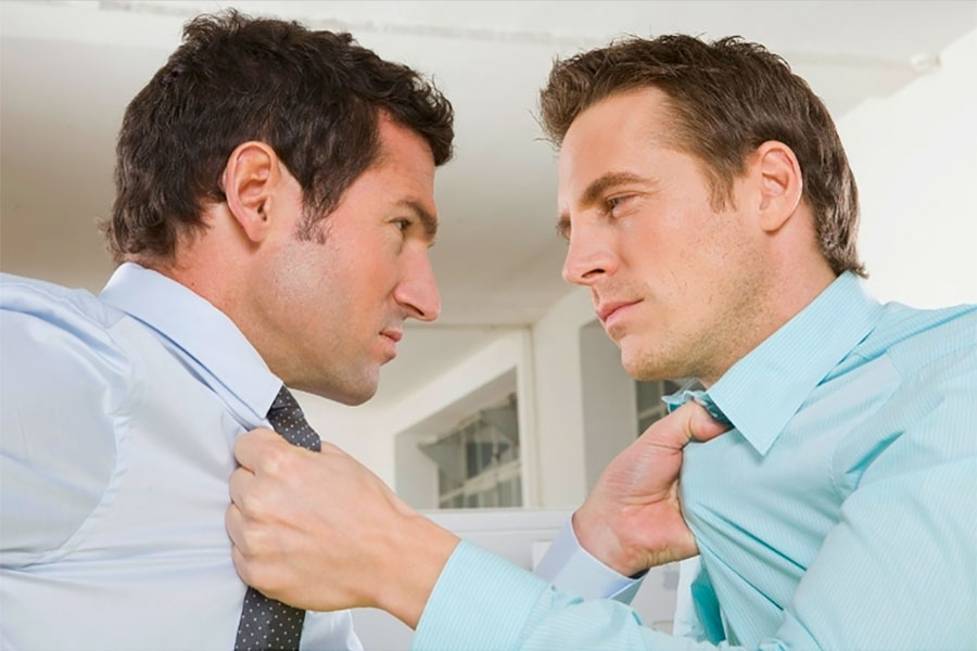 Ссора или спор