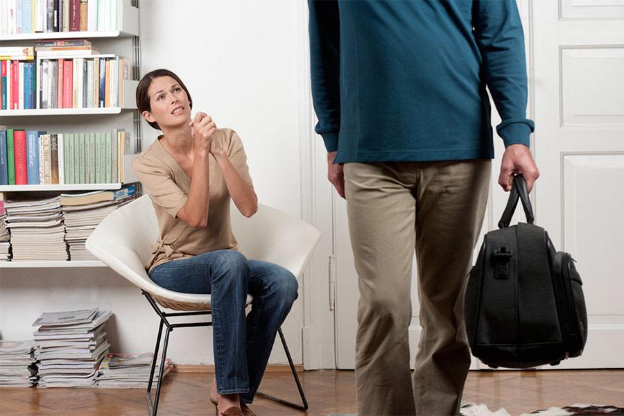 Вернуть мужа в семью