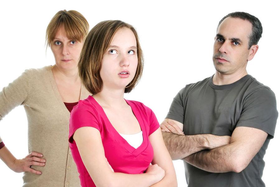 Влияние родителей