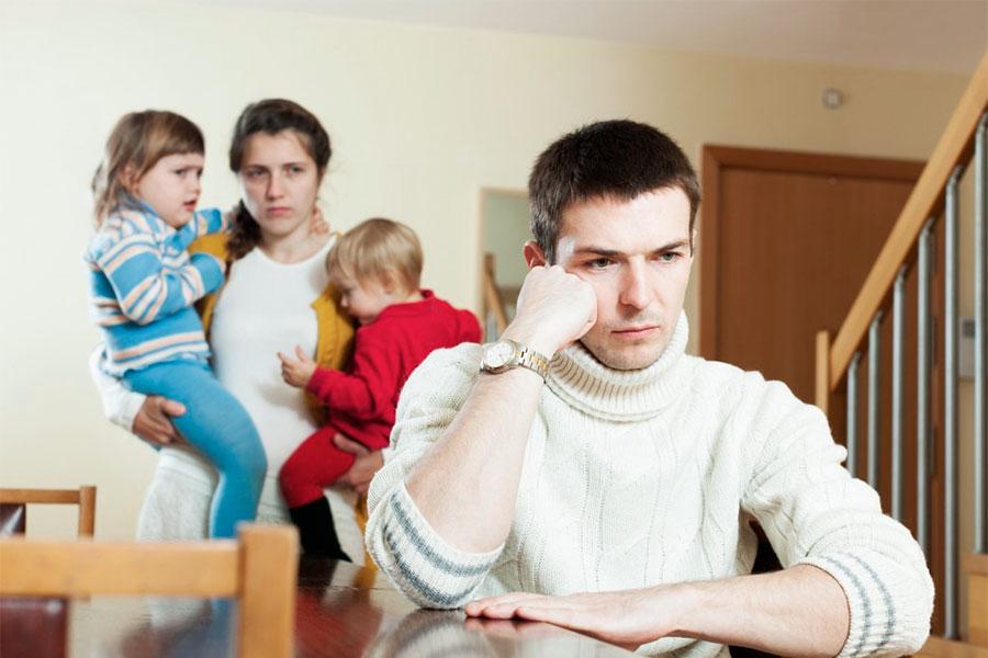 Бывший муж не общается с ребенком