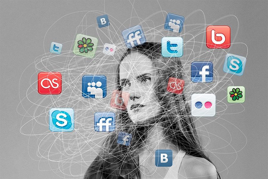 Депрессия от социальных сетей