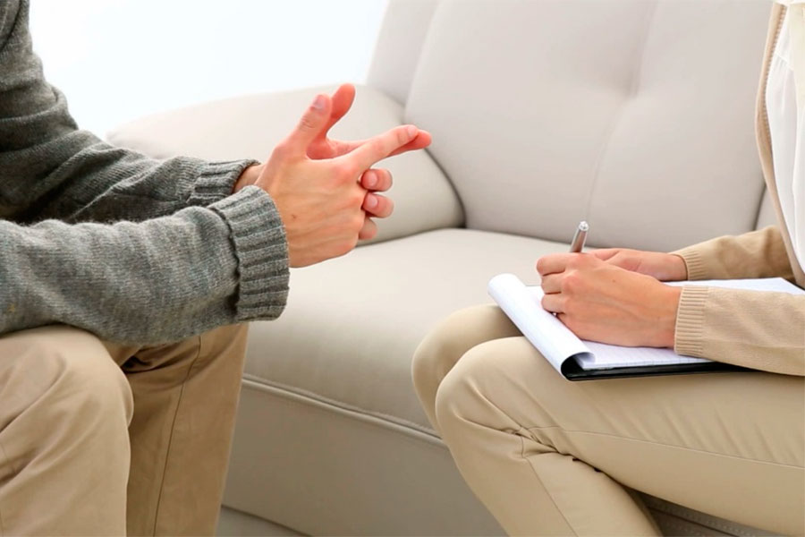 Поиск своего психолога