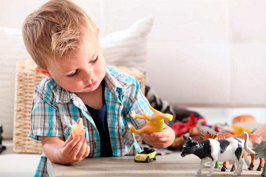 Психологический тест через игрушку