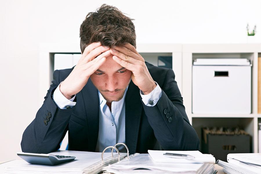 Проблемы стресс работа