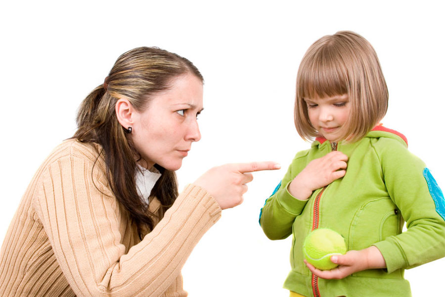 Строгости для ребенка