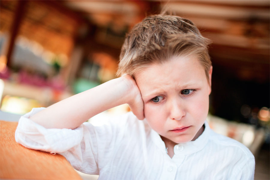 Тревожность у дошкольников