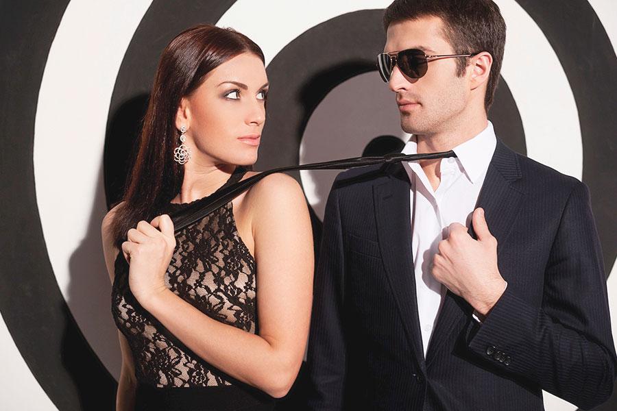 Женщин привлекают менее доступные мужчины